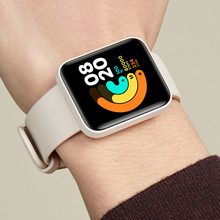 Waterproof Smartwatch Heart-Rate-Monitor Mi-Band Fitness Bluetooth Xiaomi Global-Version