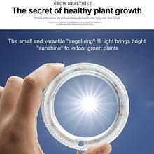 Diodo emissor de luz cresce a luz espectro completo phyto crescer lâmpada usb phytolamp para plantas planta de iluminação para plantas para o crescimento interior 5v q4u2