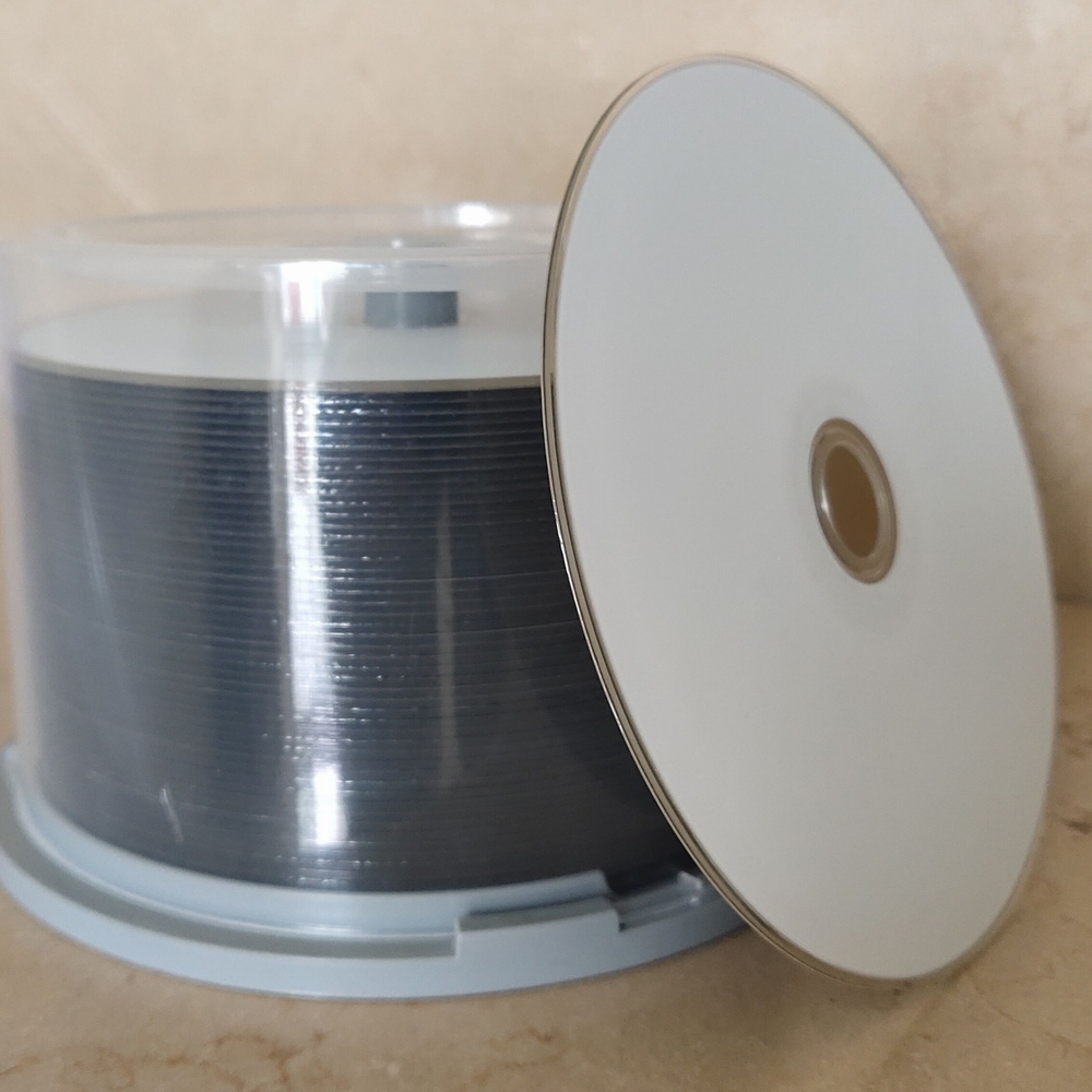 free shipping  blue ray Disc BD-R 50GB bluray DVD BDR 50g inkjet Printable 4X  10pcs lot