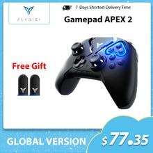 Flydigi Apex 2 геймпад ручка автоматический пистолет игра, ответственному DNF помощи для Мобильный телефон компьютер ПК