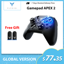 Flydigi Apex 2 Gamepad Handle Automatic Gun Game CODM DNF Aid for Mobile Phone Computer PC