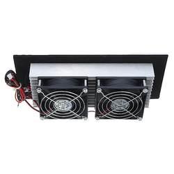 Nuevo refrigerador pequeño del radiador del espacio del sistema de refrigeración del aire acondicionado del Semiconductor electrónico de 12V 240W