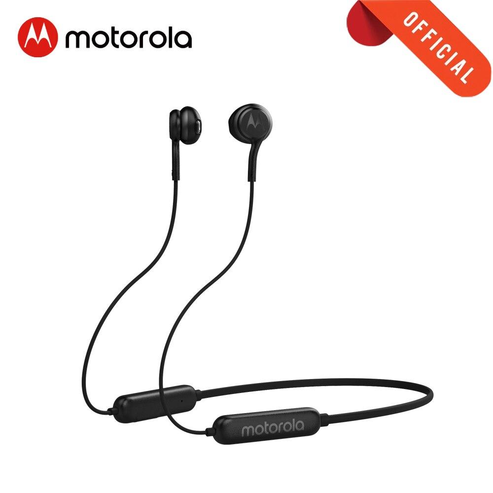 Original Motorola Bluetooth Earphone Sport Wireless Bluetooth Headset with Mic Play Dual Dynamic Earbuds Headset IPX5 Headphone(China)