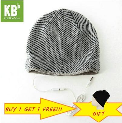 Winter Fashion Beanie for Women//Men Cool Music Wool Warm Slouchy Fine Knit Cap