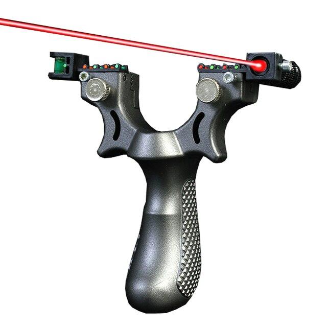 Big power rubber band slingshot hi