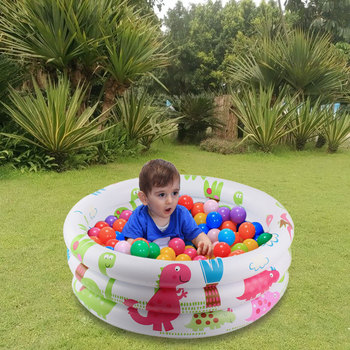 Children Inflatable Swimming Pool Outdoor Portable Water Play Crocks Baby Inflatable Pools Kids Swimming Bathing Pool May18