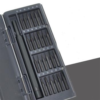 25 в 1 отвертка набор прецизионных магнитных отверток для iPhone samsung xiaomi Phone Tablet Watch Repair Tools Kit