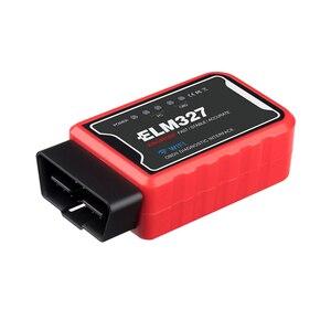 Image 3 - ELM327 V1.5 Elm327 Obd2 סורק OBD רכב אבחון כלי קוד קורא OBD II Wifi Bluetooth סורק Automotivo עבור אנדרואיד/PC/IOS