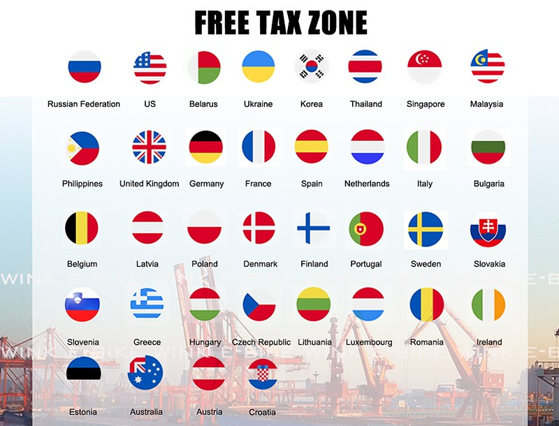 free tax with logo