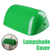 Cover Replacement Shades Table-Lamp Vintage Retro Plastic Green 1pc 235mm-Length