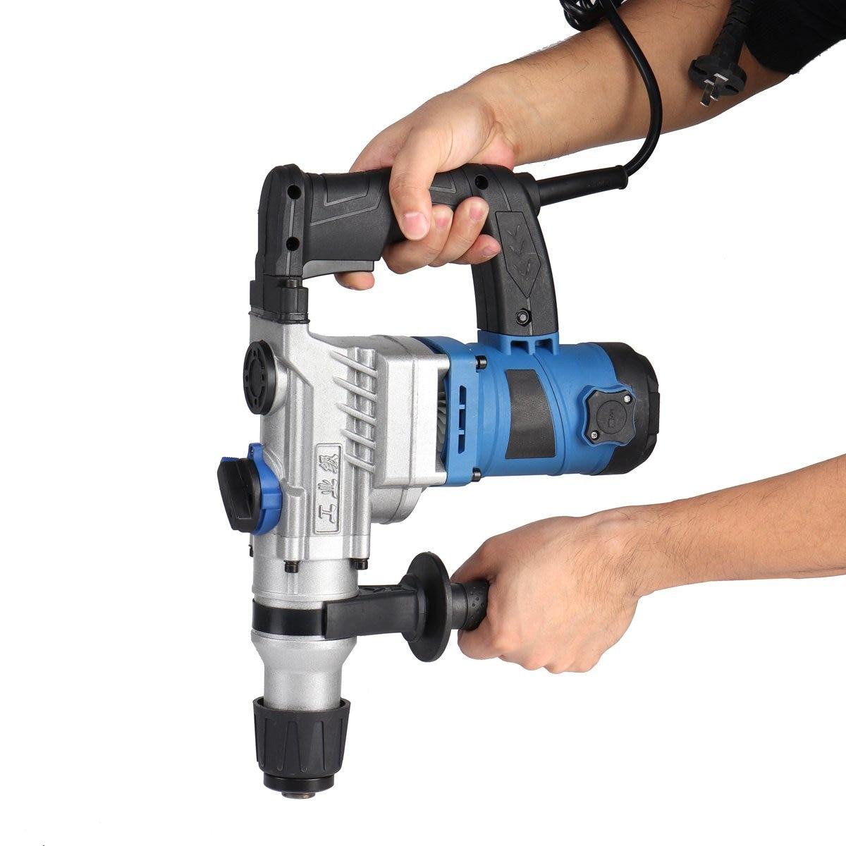 home improvement : Spot Easy Automatic Rivet Tool Set Manual Riveting Tool Pull Cap Heavy Duty Hand Riveter QP2