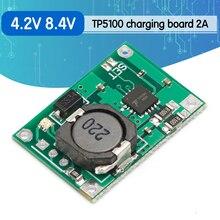 10pcs TP5100 이중 단일 리튬 배터리 충전 관리 호환 2A 충전식 리튬 플레이트
