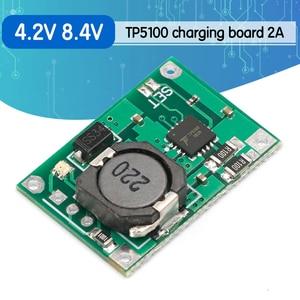 Image 1 - 10pcs TP5100 double single lithium battery charge management compatible 2A rechargeable lithium plate
