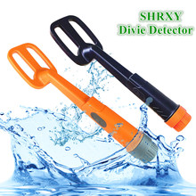 Metal-Detector Pinpointer-Induction Pulse Underwater Coil Scanning Dive-Treasure Hand-Held