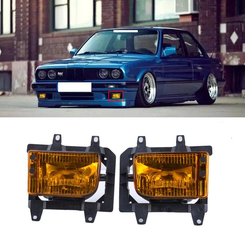 Front Hood Kidney Grille For BMW 1983-1991 E30 325i 325is 325iX 325 325e 325es 318i 320i M3