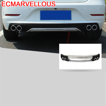 Protecter Decorative Automovil Accessory Auto Styling Tunning Rear Diffuser Front Lip Car Bumper 16 17 18 FOR Chevrolet Malibu