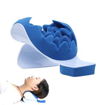 Szyi i ramion Relaxer szyi ulga w bólu i szyi wsparcie ramię Relaxer masaż trakcji poduszka poduszka na ulga w bólu tanie i dobre opinie abay CN (pochodzenie) NECK Masaż i relaks