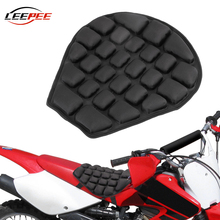 Motorcycle Accessories Air Seat Cushion Inflatable Ride Air Pad Moto Saddles Comfortable For Cruiser Touring TPU
