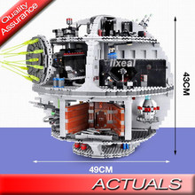 05063 Star Series War The Death Model Building Blocks Technic Bricks Compatible Legoed 75159 City Creator Kids Toys 4116pcs(China)