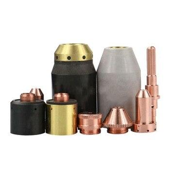 цена 220971 Electrode 220975 Nozzle Plasma Cutting Consumable for 125A 220976 420169 220977 420156 220997 онлайн в 2017 году