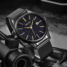 Fashion Leather Band 2019 Mens Watches Quartz Watch Men Waterproof Wristwatch For Man Gift  Clock reloj hombre relogio masculino