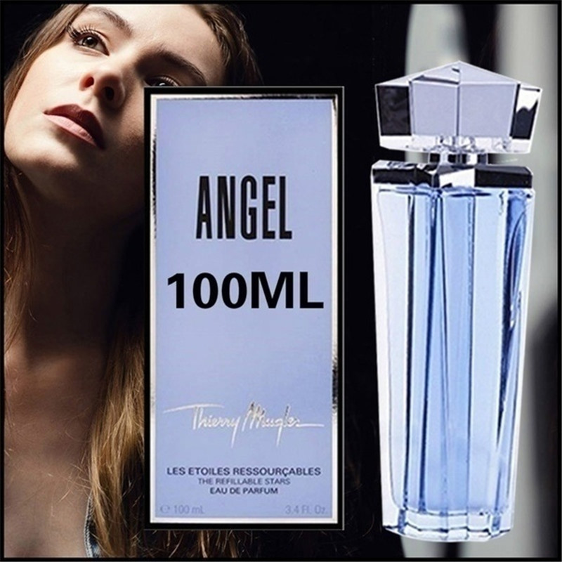 100ml Original Perfume For Women Long Lasting Fresh Flower Notes Lady Pafum Liquid Antiperspirant Fragrance Female Perfumes