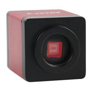 HD 720P HDMI VGA промышленный видео микроскоп камера промышленности C крепление камера для телефона планшетный ПК PCB IC наблюдение пайки ремонт