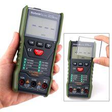 Digital Multimeter Portable Auto-ranging AC/DC Ammeter Voltmeter Current Resistance Capacitance Diode Meter
