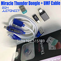 2020 miracle thunder dongle с miracle UMF cable с функцией mriacle boot jigs так же  как miralce key/miracle box