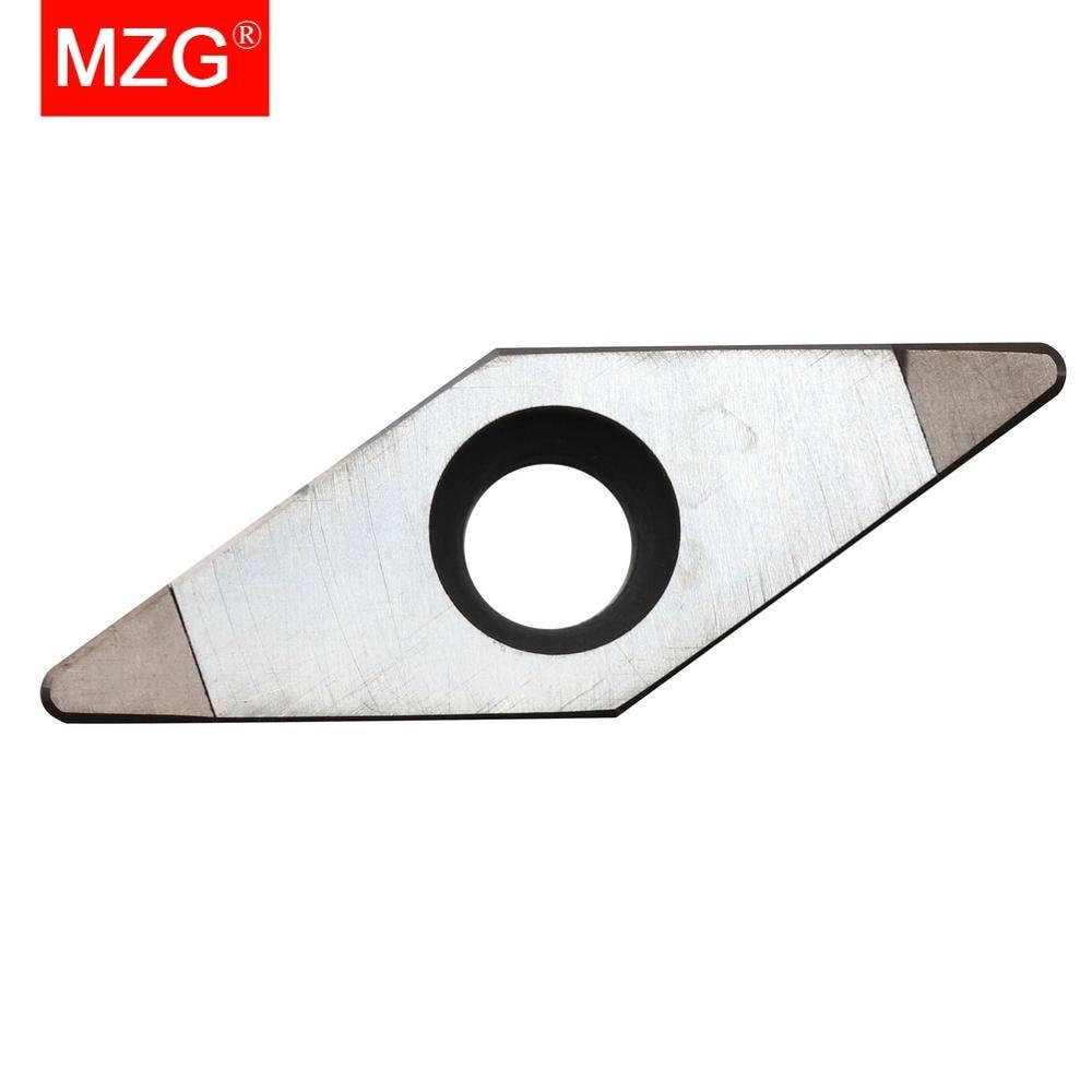 High Quality 2p CCGT09T304 CBN Diamond CNC Carbide Turning Insert