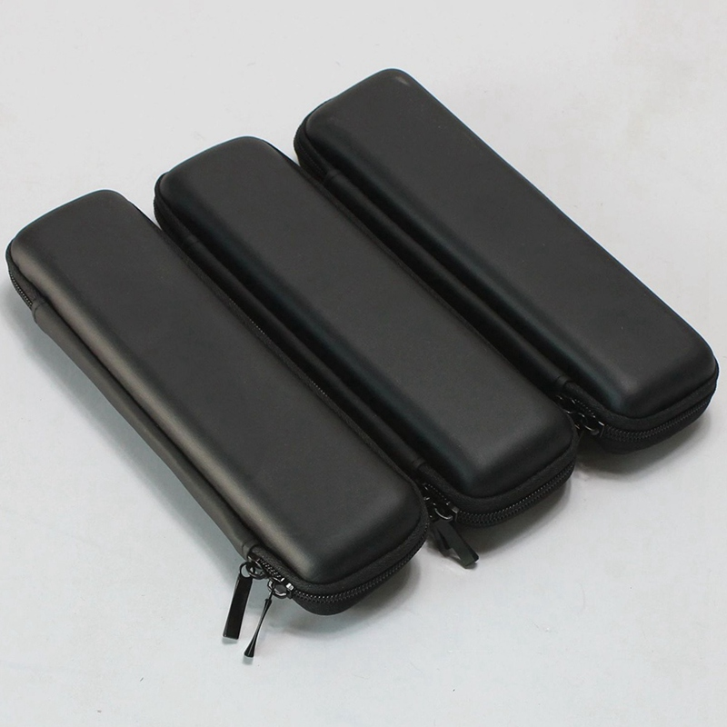 Black EVA Hard Shell Stylus Pen Pencil Case Holder Protective Carrying Box Bag Storage Container For Pen Ballpoint Pen Stylus