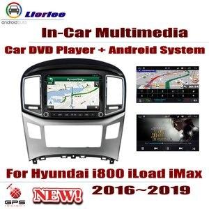 Автомобильный DVD плеер для Hyundai i800 iLoad iMax 2016 ~ 2019 IPS LCD экран GPS навигация Android система Радио Аудио Видео Стерео