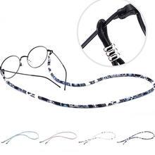 Линзы для очков прочной нейлоновой веревки солнечные очки шейный
