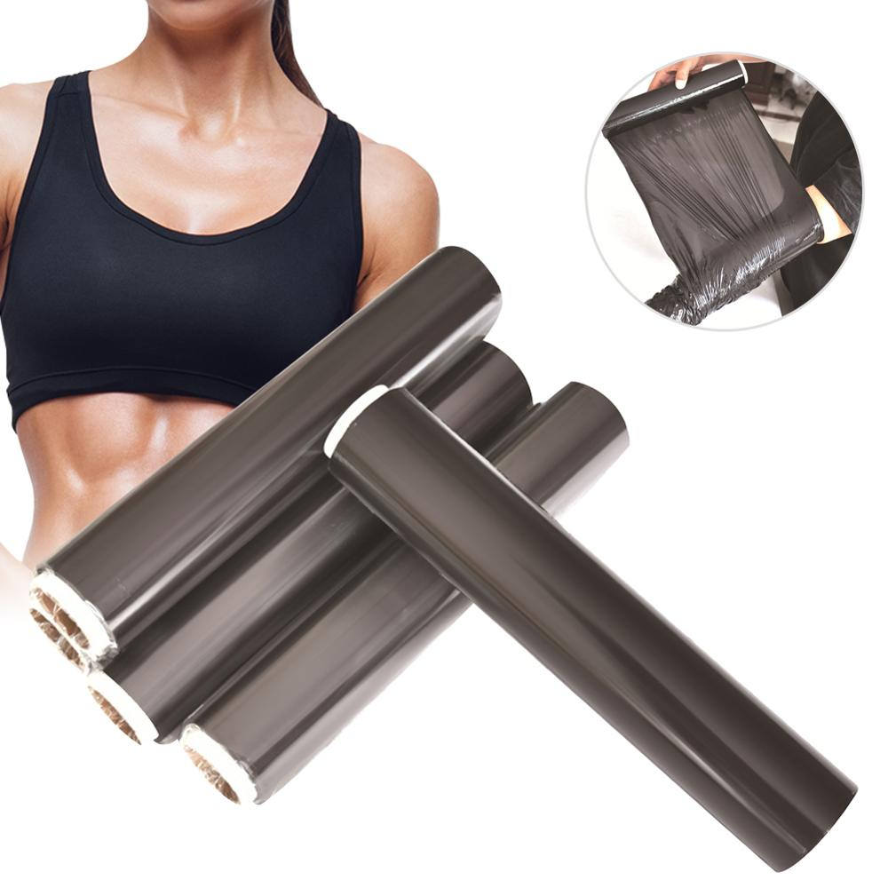 Women Fat Burning Plastic Belt Body Lose Weight Sauna Firm Slimming Belt Waist Wrap Shaper For Body Leg Arm belly Fitness