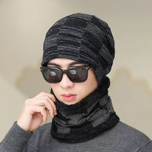 Fashion Solid Unisex Autumn Winter Knitted Hats Women Men Wool Blends Soft Warm Knitted Cap Skullies Beanies Knitted Hat Ski Cap autumn winter beanies hat for women knitted wool skullies casual cap with raccoon fox fur pompom solid colors ski gorros cap