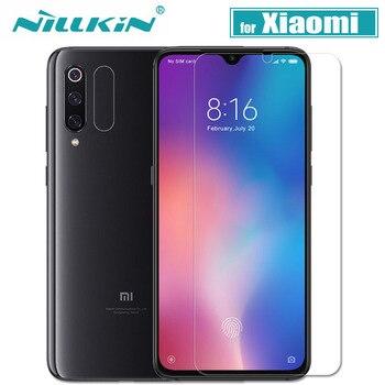 Xiaomi Mi 9/8 SE Glass Screen Protector Nillkin Mi8 Lite Glass Mi CC9/CC9E/A3/6X/A2/6 Safety Protective Glass Xiaomi Mi 9T Pro