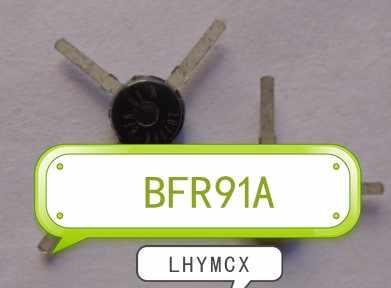 10PCS BFR91A BFR91 a-50