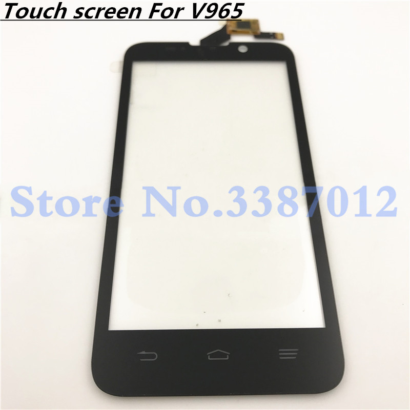 4.5'' Replacement High Quality For ZTE V965 Touch Screen Digitizer Sensor Outer Glass Lens Panel