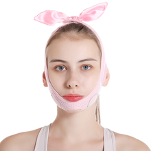 Bandage Lifting-Belt V-Line-Up Facial-Contour Face Double-Chin-Reducer Skin-Friendly