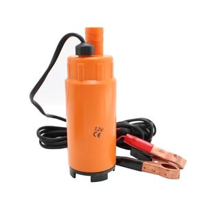 Image 3 - Submersible Pump DC 12V 24V Water Oil Diesel Fuel Transfer Refueling Tool 51mm 30L/min Kerosene Oil Pump Plastic