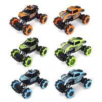 LBLA RC Climbing Car Music Car Dancing Drift Stunt Front and Rear Shock Absorbers System Four Engine Dual Drive Dual Power Motor
