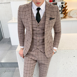 Mens Suits Slim 2020 Men's Gro
