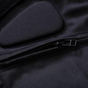 Image 5 - Pantaloni da Moto DUHAN pantaloni da Moto fuoristrada da Moto invernali a prova di freddo pantaloni protettivi da Moto con fodera in cotone