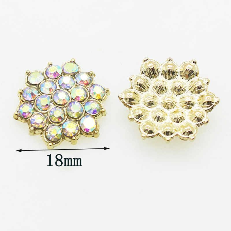 Terbaik Jual Mengkilap Alloy10pcs/Set Berlian Imitasi Perhiasan Mutiara Dekorasi Holiday Buatan Tangan Kreatif Produk Grosir