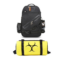 New Arrivals Men's Cartoon Division Travel College Rucksack Shoulder Ba