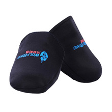 Shoe-Cover Cycling Half-Shoe Windproof Warm for Black Heat-Preservation