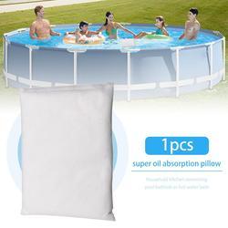 Масляная подушка для бассейна, многократно используется для впитывания масляных пятен, подушка для поглощения масла, для дома, кухни, ванно...