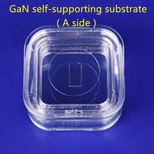 Non-polar / semi-polar GaN self-supporting substrate ( A side )