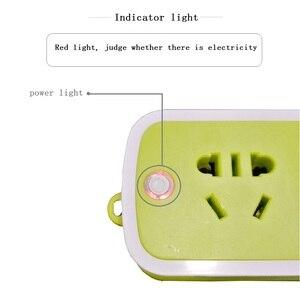 Image 5 - AU プラグ電源ストリップ Usb 多機能ケーブルソケットポータブル家庭用トラベルアダプタ延長ソケット高電源端子ボード