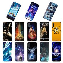 Star Trek for samsung galaxy note 8 9 10 10 pro 10 plus Clear Soft Silicone Phone Case(China)